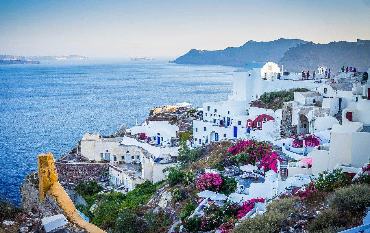 vacance grece