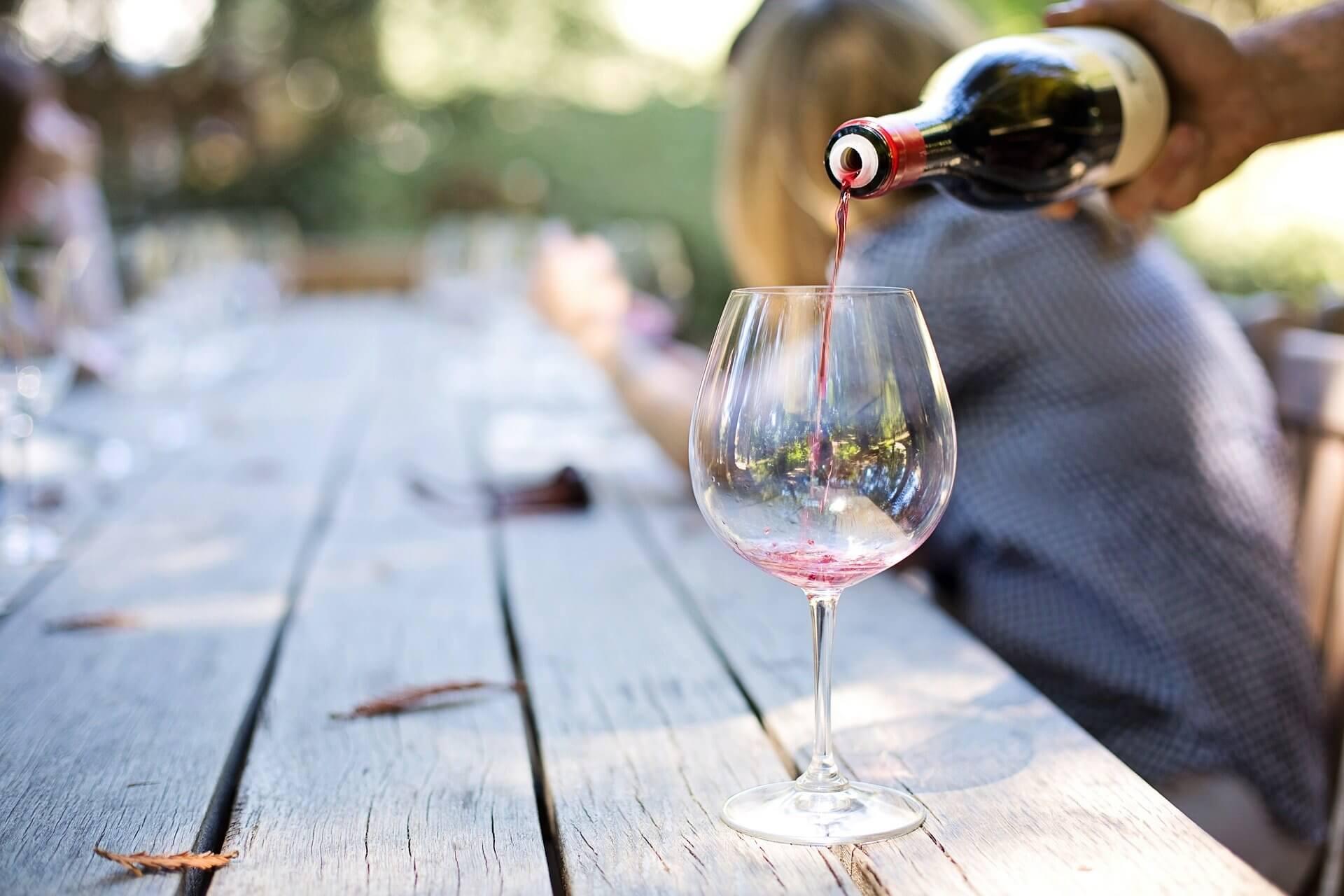 boire du vin tous les jours