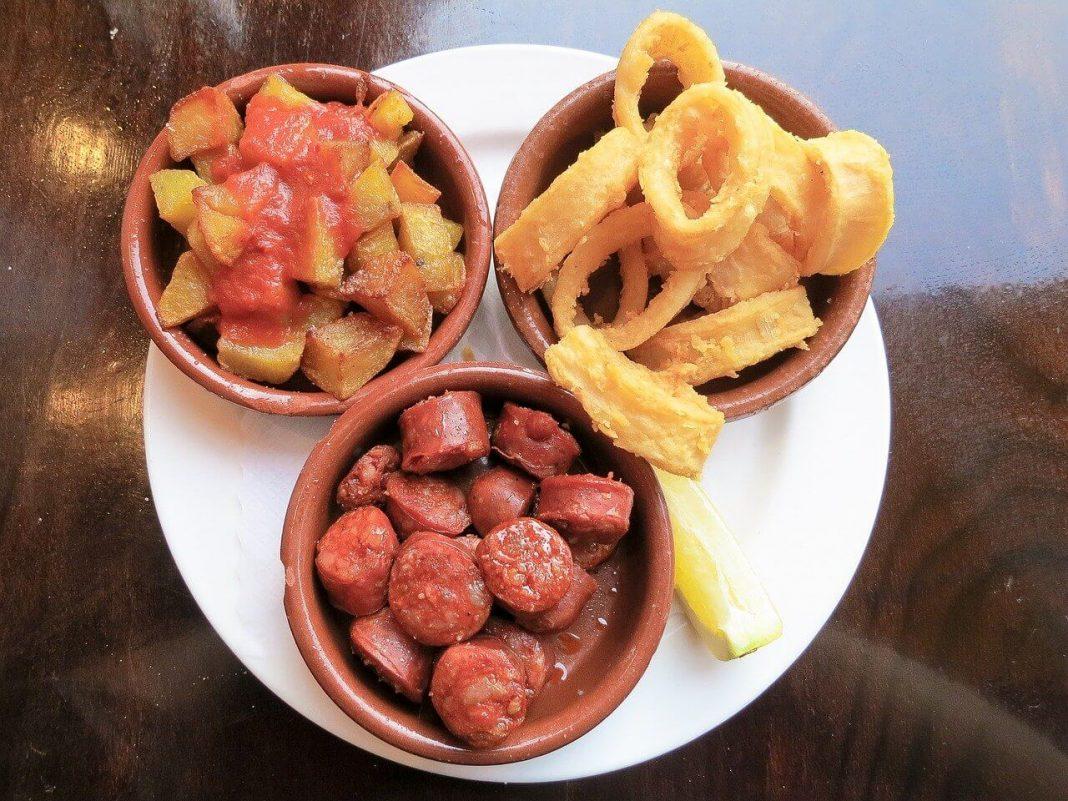 chorizo portugais