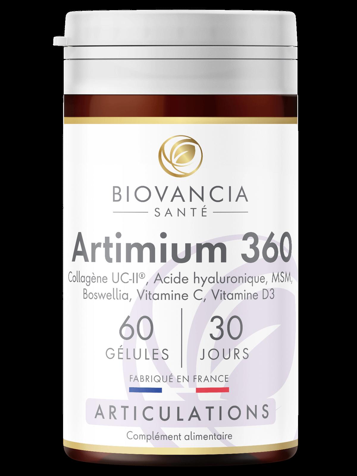 Artimium 360  Biovancia Avis